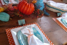 Thanksgiving & Fall / Ideas for a beautiful Thanksgiving