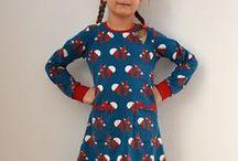 """Designbeispiele """"Jerseykleid LISA"""""""