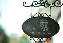 Cafe / Ötletek a kávézómhoz :)