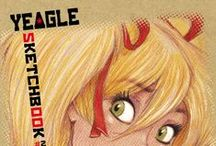 Sketchbook Yeagle #2