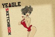 Sketchbook Yeagle #1