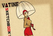 Sketchbook Vatine #3