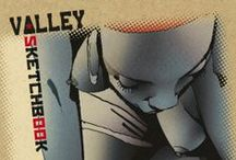 Sketchbook Valley #1
