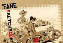 Sketchbook 'Fane #1 / http://bit.ly/shop-skfane