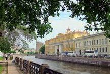 Архитектура. Санкт-Петербург / Мой очень любимый город
