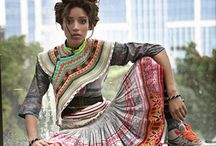 Traditional clothing / Because 'traditional' doesn't have to be 'old-fashioned'...
