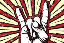 Rock 'n' Roll Bling / Get ready to rock!