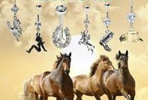 Bling you can HORSE around in! / For all the cowgirls and cowboys out there...