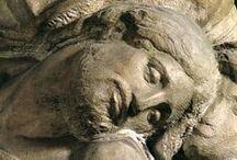 МИКЕЛАНДЖЕЛО. / Микела́нджело Буонарро́ти — великий итальянский скульптор, художник, архитектор, поэт, мыслитель.