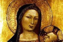 Бернардо Дадди. / Бернардо Дадди (итал. Bernardo Daddi, известный как Бернард Флорентиец (Bernardus Florentinus); около 1280, Флоренция — 1348, там же) — итальянский художник эпохи раннего Ренесса́нса. Последователь Джотто. На него оказала влияние также сиенская живопись (в частности, П. Лоренцетти).