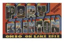 Port Clinton, OHIO / Where I was born and raised. / by Jean Askwith