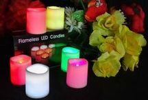 LED candles / PK Green holds probably the most comprehensive range of flameless LED candles available online in the UK.  All our candles are premium quality, many manufactured to our specifications which means top quality candles with an impressive battery life.