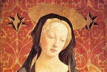 Доменико Венециано (Domenico Veneziano). / Доменико Венециано — итальянский художник флорентийской школы. Родился около 1410 предположительно в Венеции. Умер около 1461 предположительно во Флоренции. Полное имя Доменико ди Бартоломео да Венеция. Википедия.