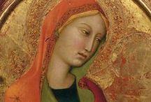 Липпо Мемми (с 1291 - 1356), итальянский живописец, сиенская школа. / Самое большое влияние на его творчество оказал Симоне Мартини, совместно с которым Липпо Мемми, по всей вероятности, работал уже в 1315 году над фреской «Маэста» в сиенской ратуше.