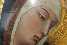 Амброджо Лоренцетти (Ambrogio Lorenzetti) (1290 -1348) итальянский художник сиенской школы. / Лоренцетти был  под влиянием  византийского искусства и классической формы искусства, и использовал их, чтобы создать уникальный и индивидуалистический стиль живописи. Его работы были исключительно оригинальными. На его творчество оказал большое влияние Симоне Мартини.