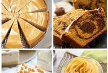 Pumpkin &  Fall Recipes