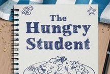 The Hungry Student Cookbook / by Currys PC World