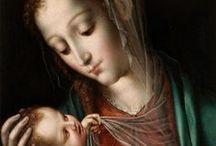 Луис де Мора́лес (Luis de Morales,1509-1586),испанский художник. / Испытал влияние Рафаэля, Педро де Кампанья и художников ломбардской школы, за своё искусство и приверженность священным сюжетам был прозван современниками «Божественным Моралесом».