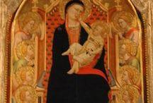 Orsanmichele. Church and Museum. Флоренция. / Orsanmichele - искажённое название бывшего монастырского сада Орто ди Сан-Микеле. Здание было построено в 1337 году и сначала служило помещением для хлебного рынка, но вскоре было переоборудовано в церковь.