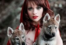 ❤Running with Wolves❤ / But be careful of the big bad wolf.