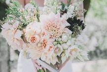 wedding ceremony decor and flowers