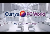 Adverts and more / by Currys PC World