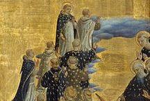 Fra Angelico+ Memling