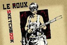 Sketchbook Le Roux #1