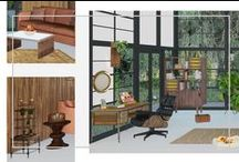 User designs on myWebRoom / Here's some of our favorite and trending online room designs made by our users! These are our editors picks - enjoy!