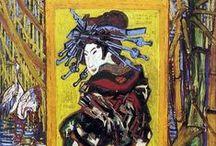 Ван  Гог. / «Живопись, — пишет Вн  Гог, — дает возможность схватить эффекты, которые казались неуловимыми, проливает свет на многие вопросы и вооружает новыми средствами выражения. Все это делает меня по-настоящему счастливым».