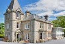 Knockendarroch external images / Knockendarroch Hotel & Restaurant in Pitlochry
