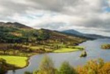 Views of Highland Perthshire / Views of Pitlochry and Highland Perthshire
