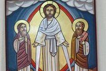 Contemporary Religious Icons / Contemporary Interpretations of Traditional Christian Icons