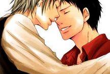 Reborn 8059 et 5986 / Parce que je n'arrive pas a voir Gokudera avec quelqu'un d'autre que Haru ou Yamamoto