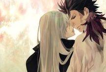 Reborn XS et B26 / Parce que la varia mérite bien une ou deux histoire d'amour!