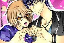 coup de coeur couple yaoi / tout mes coup de cœur sur divers couple yaoi