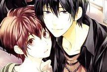 Sekaiichi hatsukoi / tout ce qui mertient de l'attention sur tout les couple du manga