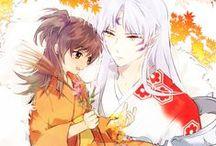 Sesshoumaru x Rin / Un lieux spécial pour ses deux personnage avec tout type de relation: du père/fille, ou bien en couple, ou tout seul...