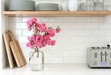 Kitchen Revamp / Get inspiration for your kitchen revamp.