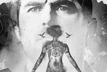 Blindspot / Sources:  http://www.ew.com/article/2015/07/11/blindspot-tattoos;  http://variety.com/2015/tv/reviews/blindspot-review-nbc-greg-berlanti-sullivan-stapleton-drama-1201593140/;  http://www.nbc.com/blindspot;  http://www.usatoday.com/story/life/tv/2015/10/04/tattoos-send-message-on-blindspot-bastard-executioner-the-whispers/73173488/;  http://www.usatoday.com/story/life/tv/2016/02/26/blindspot-nbc-jaimie-alexander-midseason-return/80934814/.