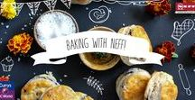 Baking with Neff / From easy and delicious recipes to clever baking hacks, our Baking with Neff board has everything you'll need to go from novice to pro in the kitchen - all with the help of Neff!