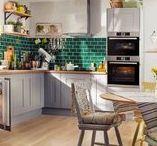 Stylish Small Kitchens