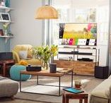 Spring 2017: Liven up your Living Room