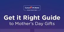Mother's Day Ideas / Whether your mum likes to bake, wants to get fit, or stalks you on social media, we've got a gift for her... Check out our Mother's Day gift guide for present ideas for every mum.