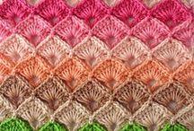 Crochet 1-5 / by Ria Lanser