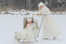 >❆❆❆ ฬinter ฬhite ❆❆❆< / & a touch of CREAM can make the world in Winter perfect