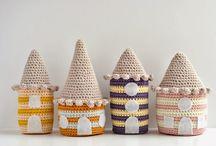 Crochet 3-5 / by Ria Lanser