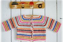 Crochet 4-5 / by Ria Lanser