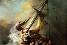 Tabloul zilei / Picturi clasice sau contemporane, semnate de marii artiști ai lumii.