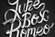 Typography / Typography & Fonts